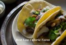 Grilled Tacos with Asparagus & Shiitake