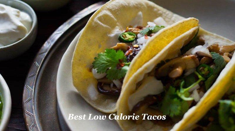 Soft Mushroom Tacos Grilled Asparagus