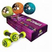 Zumba-Fitness-Exhilarate-Body-Shaping-System-DVD-Set-Toning-Sticks-0