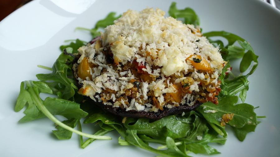 Stuffed Portobellos with Quinoa Recipes