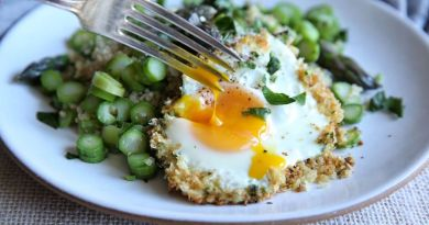Quinoa Fried Rice with Egg