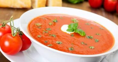 Tomato Soup Slimming Recipes