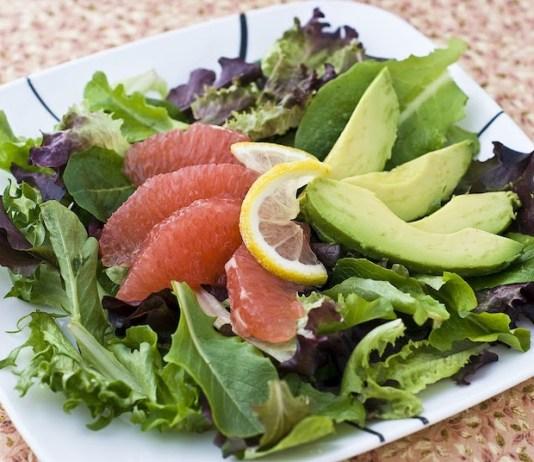 Grapefruit Avocado Salad Detox Diet Dr Oz
