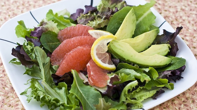 Grapefruit Avocado Salad Detox Diet Dr Oz