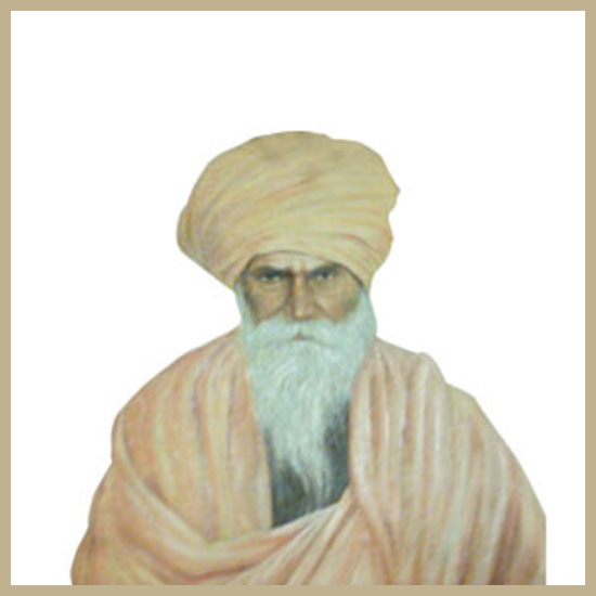Bapu Baba Arurn Singh Ji maharaj