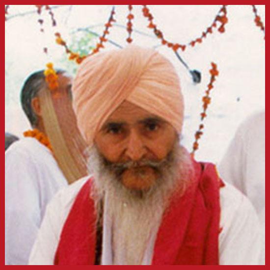 Bapu Karnel Singh Ji Maharaj