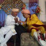 Bapu Harbhagwan Ji Maharaaj and Bapu Subhash ji Maharaj Darshan
