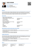 Free Modern Contemporary Resume Formats In Word