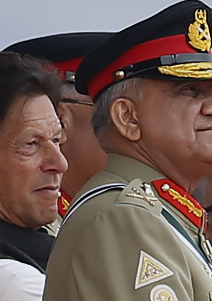 """The Myth of the """"Deep State""""! Part 1 of a 3 Part Series on Civil – Military Relations in Pakistan"""