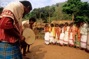 Dongria Khond Tribe in Orissa