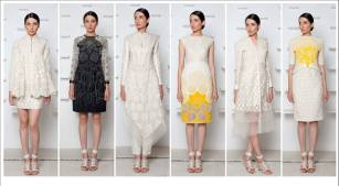 The Lotus Effect - Winning capsule collection by Rahul Mishra