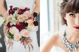 Makeup and Bouquet