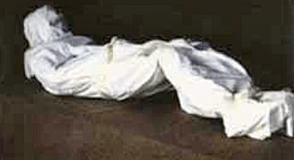 Have a think about it Of linen strips and the Shroud of Turin  Shroud of Turin Blog
