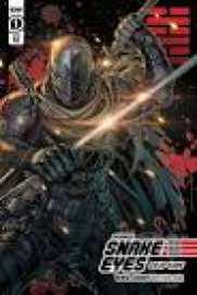 Snake Eyes: Joe Origins 2021