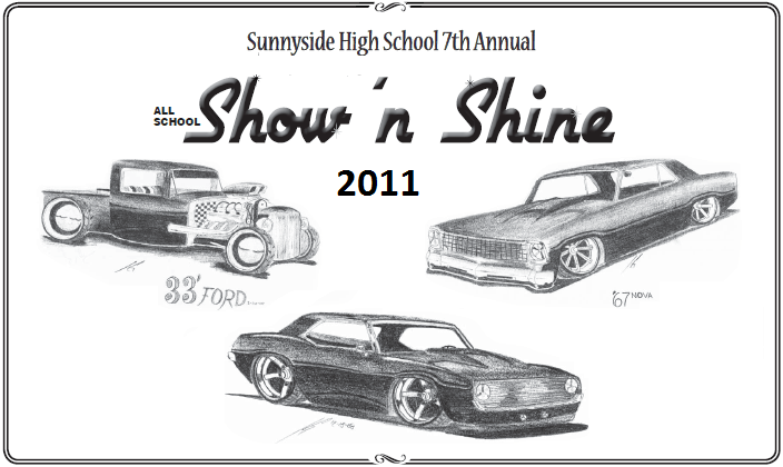 Sunnyside Show'N'Shine Car Show Fundraiser