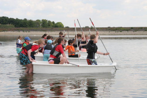 SHSC junior squad great fun sailing and social weekend camps