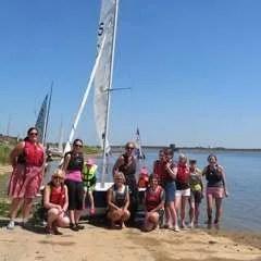 women's social sailing