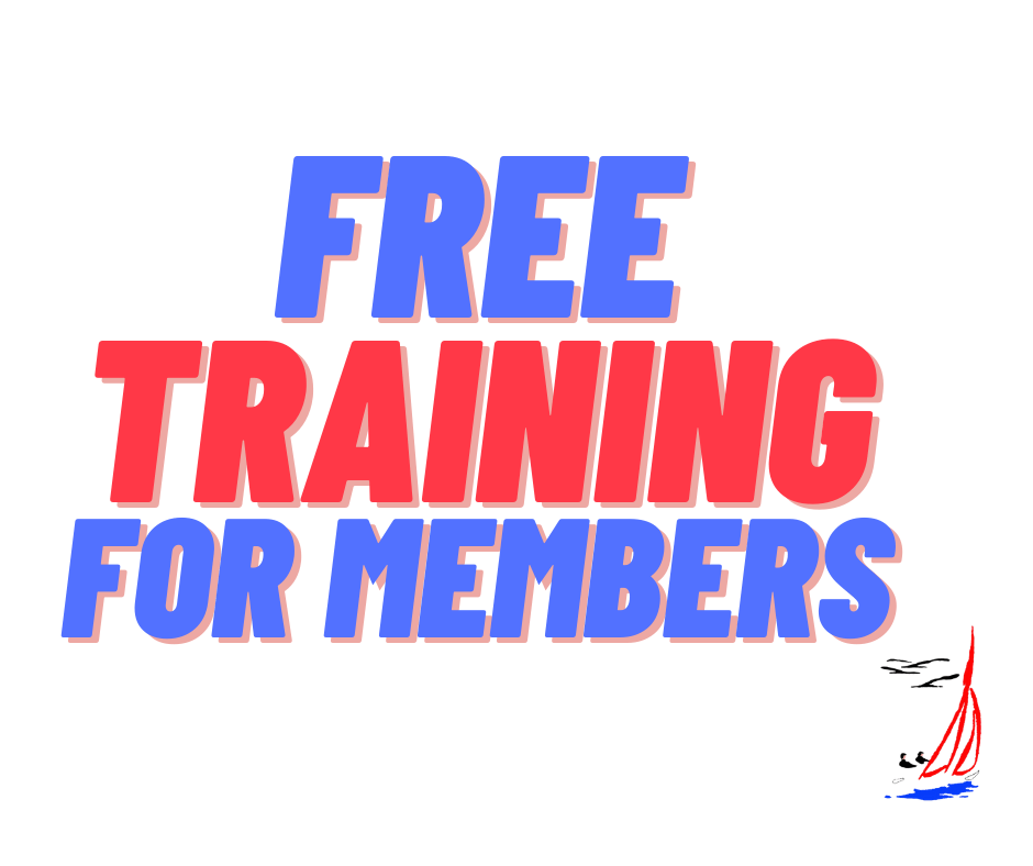 Free training for members
