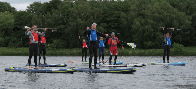 SUP course June 2021