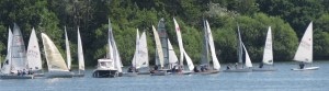 2021 Club Championships Race 2 line up