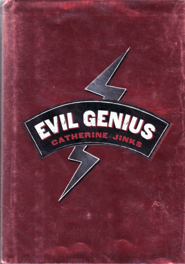 shslibraryreads Evil Genius and Genius Squad