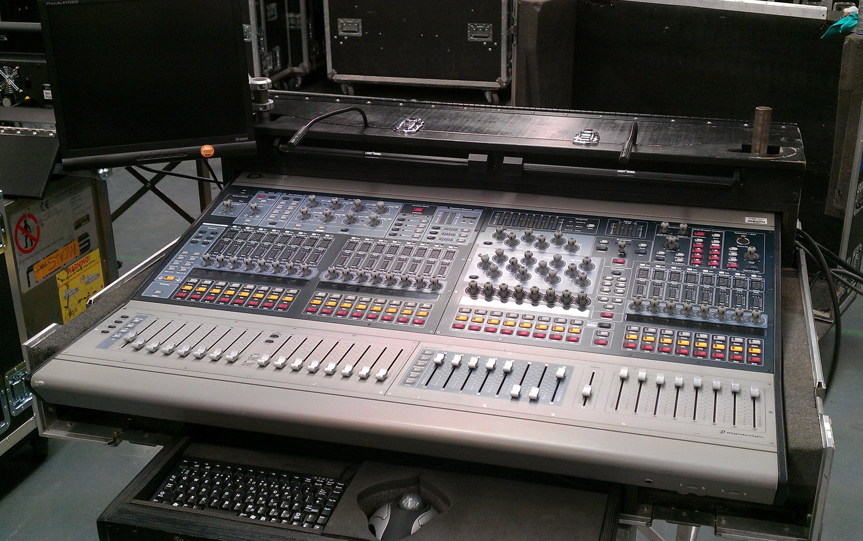 Digidesign  Avid Venue Systems  Profile SC48 and more  SHS Global Specials
