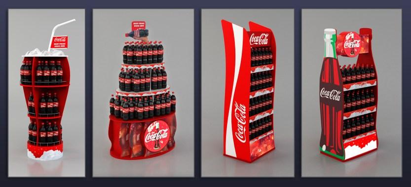 Coca Cola Pos