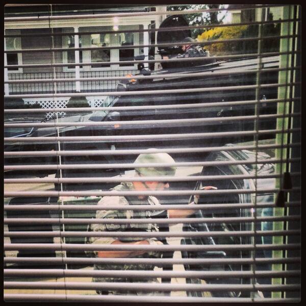BATTLEFIELD USA: De Facto State of Martial Law Declared In Boston *Pics From the War Zone* Boston martial law8