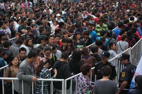 Panic Buying In China (Photo 1)