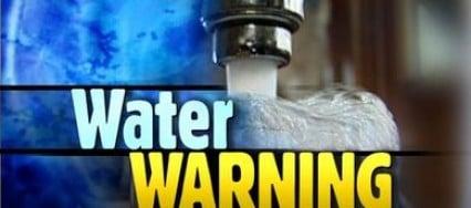 water-warning