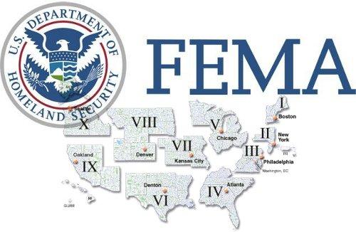 FEMA-regiones