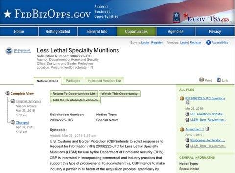 FedBizOpps-Homeland-Less-Lethal4.14-PM