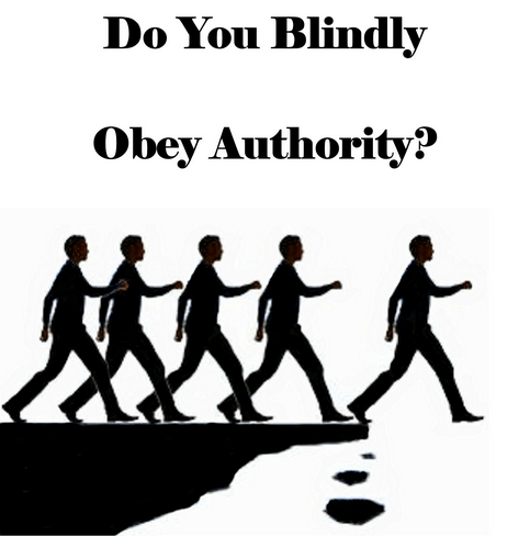 Image result for people obey authorty