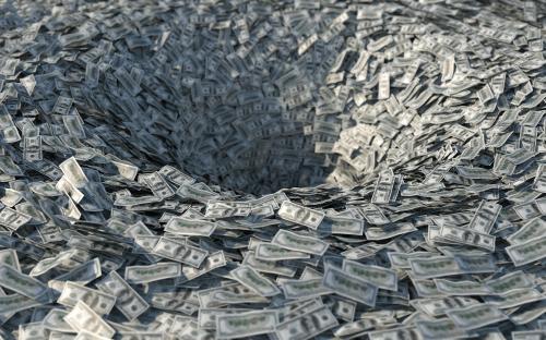 dollar-black-hole