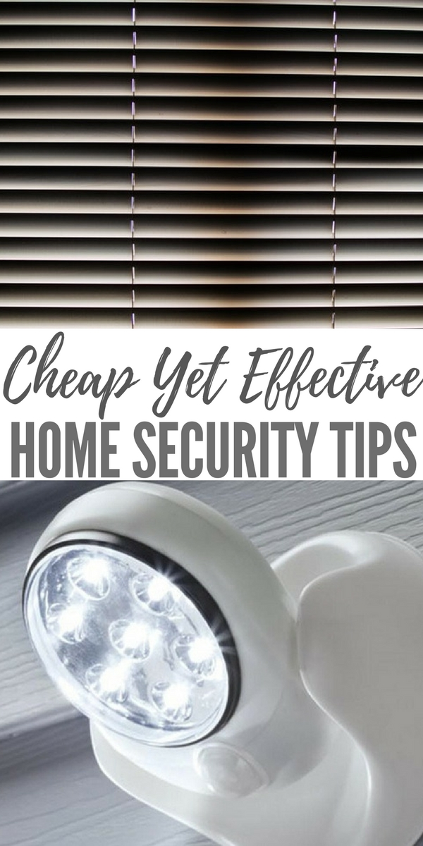 Cheap Yet Effective Home Security Tips