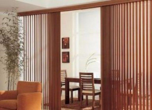 Межкомнатные шторы из бамбука