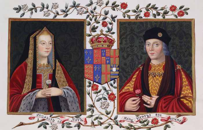 Генрих VII Тюдор-2