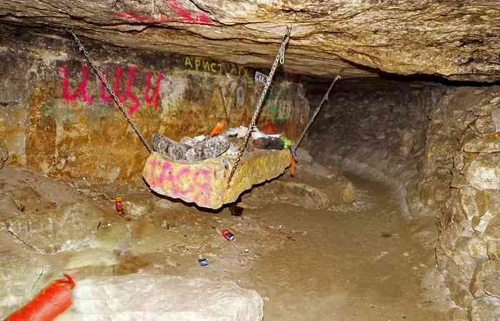 Сьяновские каменоломни-8