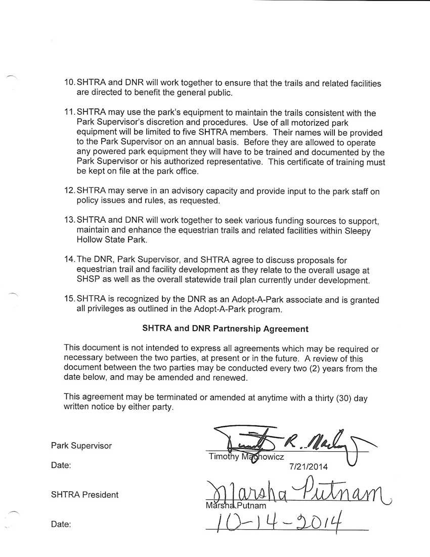 Partnership Agreement. 2014Partnership 2014Partnership1