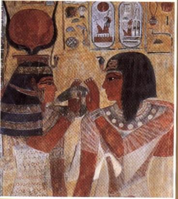 AncientEgyptianFamily-493x550