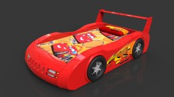 Cars Bed