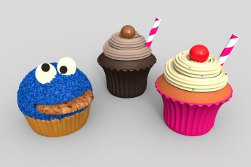 Cupcakes.990
