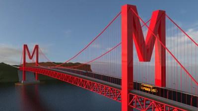 M bridge.263