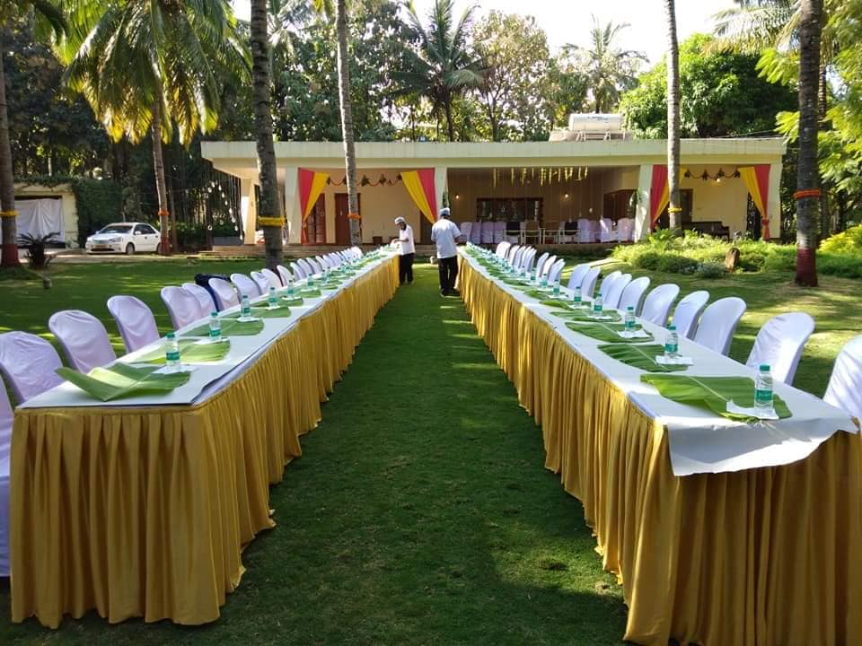 Aahar caterers