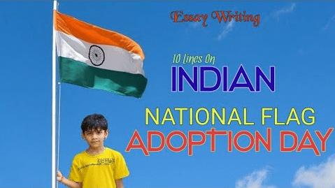 Flag Adoption Day