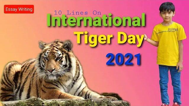 International Tiger Day 2021
