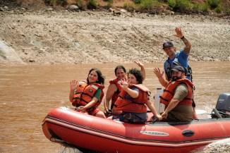 Tidal Bore Rafting tours