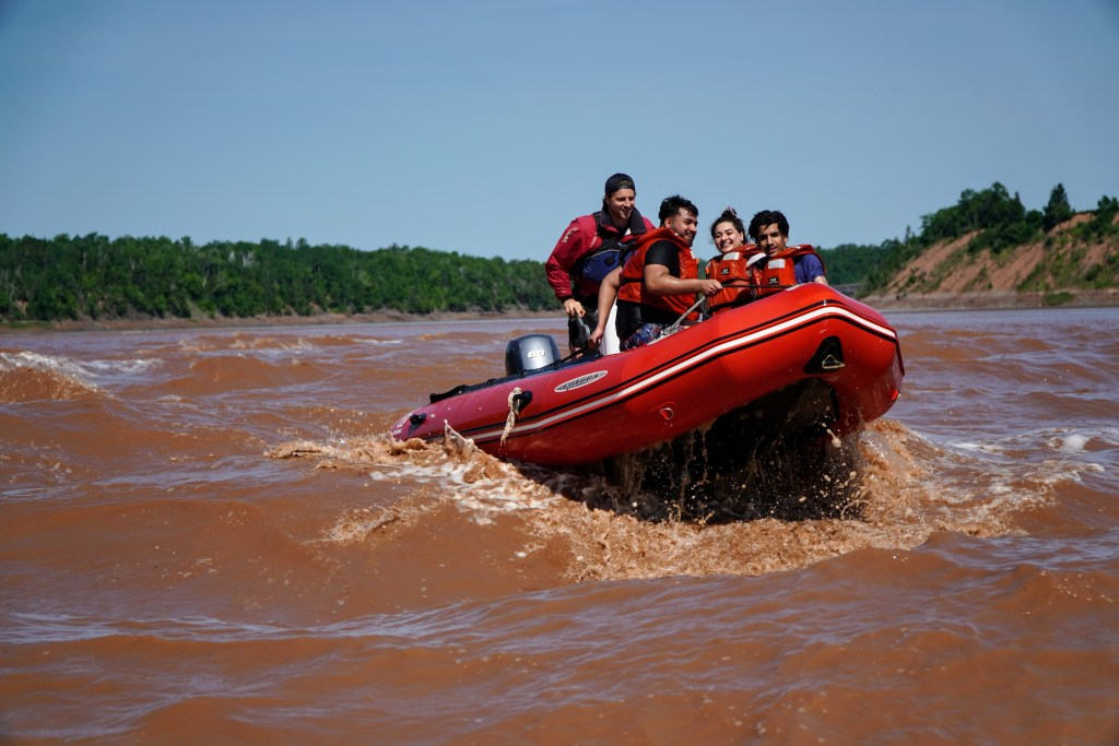 rafting nova scotia