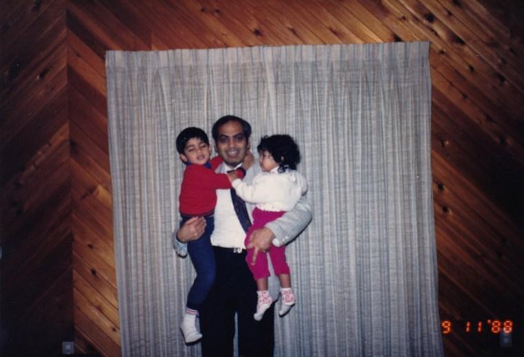 Amol:priya w dad
