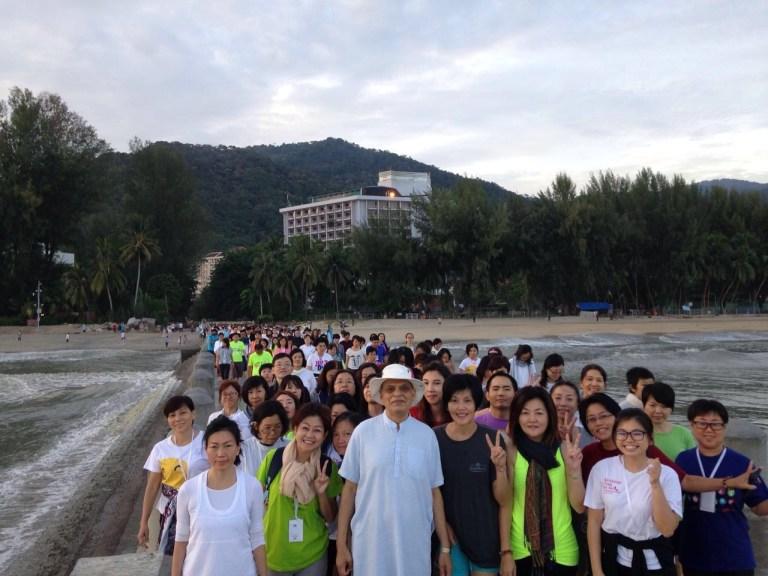 Malaysia 2016 - morning walk
